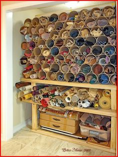 Leather Storage