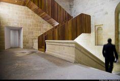 SAN TELMO MUSEUM EXTENSION BY NIETO SOBEJANO ARQUITECTOS