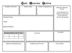 42 besten Calendar Math Bilder auf Pinterest | Kalender, Kalender ...