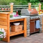 Lowes - sign up for their creative ideas magazine (free on lowes.com) it\\\'s filled with great ideas like this outdoor kitchenSource by sunsetpools
