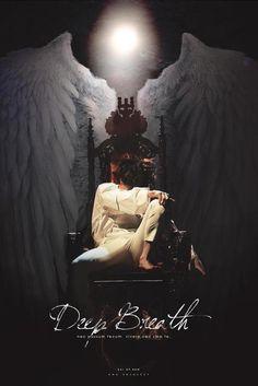 #king #kimjongin from #exo #kai deep breath #dance #angel #love #perfection !!!!!