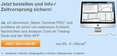 finanzen.net Trading Desk