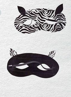 Duct tape mask