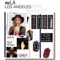 """""""ncLA for Beyonce..."""" by nfabjoy on Polyvore"""