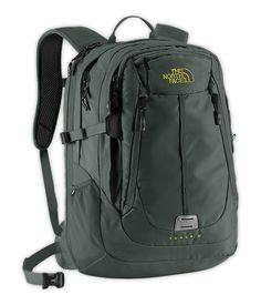 The North Face® Surge II Charged Backpack | Free Shipping