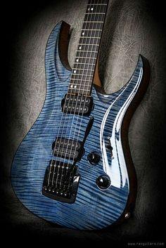 RAN Guitars
