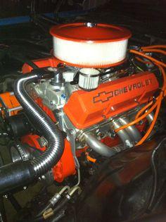 Chevy 383 Stroker. 500+ hp