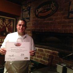 Armando Soto from Venezuela #pizzaschool #pizza #goodfellas #hylan #statenisland #newyork