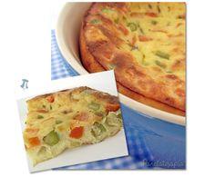 Suflê de Legumes ~ PANELATERAPIA - Blog de Culinária, Gastronomia e Receitas
