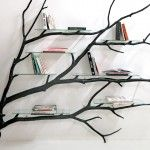 Functional Shelves and Tables Built From Fallen South American Trees