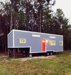 This is Spencer's Myrtle Beach 5th Wheel Tiny House for sale. He is selling it for $44,900. Please enjoy, read more and re-share below! Myrtle Beach 5th Wheel Tiny House For Sale: $44.9K