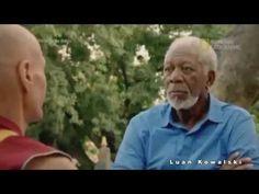 ESPAÇO HOLÍSTICO - TERAPIAS ENERGÉTICAS: Morgan Freeman:  Budismo e o Poder Mental de Reali...