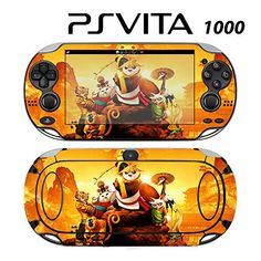 Space Galaxy Stars Skin Decal Cover Sticker for Sony PlayStation PS Vita PCH-1000