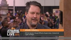 John Knoll interview at Star Wars Celebration Anaheim - The Art of VFX Ghost Protocol, Star Wars Celebration, Star Wars Images, Mission Impossible, First Contact, The Ordinary, Starwars, Interview, Articles