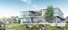 Universitetscampus Ballerup :: Henning Larsen Architects