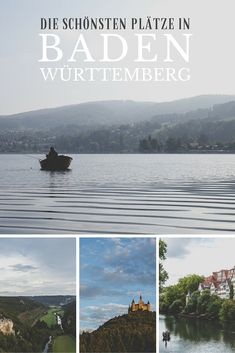 """""""Wir können alles, außer Hochdeutsch"""" ist immer noch der beste Leitspruch den ein Bundesland meiner Meinung haben kann. Darf ich vorstellen: Baden-Württemberg, das schönste aller Bundesländer.  via @justtravelous"""