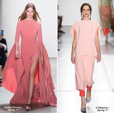 das passarelas para as ruas tons de rosa camila coelho blog