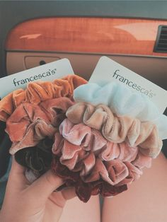 With the current trend, I hope Sang and Gabriel get a lot of scrunchies 😂 Not sure Owen would wear it though. Sean yes, but Owen? Scrunchies, You Are My Moon, Cute Hairstyles For School, Accesorios Casual, How To Look Better, How To Make, Cute Jewelry, Hair Ties, Girly Things