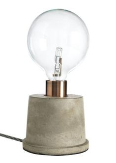 Pinn bordslampa / tablelamp - Lyktan Bankeryds Belysning