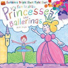 It's Fun to Draw Princesses and Ballerinas: Amazon.co.uk: Mark Bergin: Books