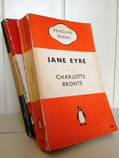 Jane Eyre by Charlotte Bronte (Penguin Classic Book)