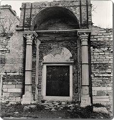 Yedikule Altın Kapı - 1936, Tarihin yok edemediği yapıtlar