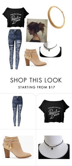 """""""for all them panic freaks out there"""" by meganueligger ❤ liked on Polyvore featuring White House Black Market, Hermès, Tiffany & Co. and panicatthedisco"""