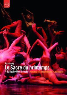 Stravinsky: Le Sacre du printemps - A Ballet by Uwe Scholz - DVD. The Rite Of Spring, Documentaries, Sheet Music, Ballet, Tv, Movies, Movie Posters, Products, Spring