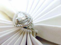 Heart Engagement Rings On Girls Fingers 32