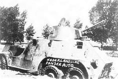 May demolished armoured car at on the Nenijtocomplex in Rotterdam. Rotterdam, French Army, Armored Vehicles, Trauma, Military Vehicles, Ww2, World War, Netherlands, Tanks