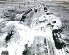 원산역 - 한국전쟁