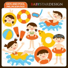 Pool Party Ideas And Graphics 40 Ideas On Pinterest Pool Party Party Pool Party Kids