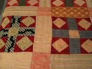 english vintage pieced patchwork - Google Search