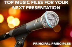 The best music for your next presentation! Upbeat music makes all the difference. My Top 40 Playlist Crafts For 2 Year Olds, Crafts For Seniors, School Leadership, Educational Leadership, Educational Administration, Assistant Principal, Staff Meetings, Sand Crafts, Good Music