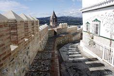 Vélez  Málaga (ES)   Murallas altas