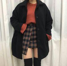mixxmix korean fashion style skirt