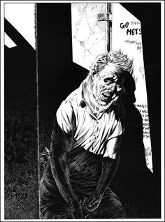 www.berniewrightson.com The Stand - By Stephen King,  decay