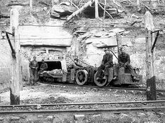 Sipsey Mine, Walker County, Alabama