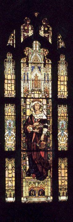 Saint Elizabeth - © Copyright 2004-2015 - Our Lady of Mount Carmel Church, Chicago, Illinois
