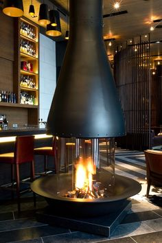 The apres-ski here is on a grand scale; sip a post-piste cocktail at the cozy bar. The Chedi Andermatt (Switzerland) - Jetsetter