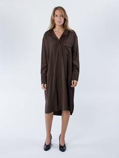 Filippa K Paige Shirt Dress