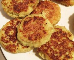 CHICKEN AND PARMESAN PATTIES/RISSOLES/BURGERS
