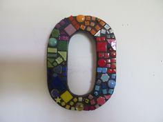 Mosaic Number Zero (0)