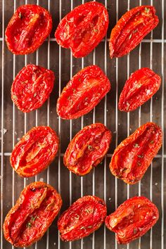 How To Dry Tomatoes in the Oven. Preserving roma or plum tomatoes is SIMPLE with the help of the oven. From there, you can use these oven-dried beauties in all kinds of recipes - sauce or otherwise! We like to soak them in oil and give them as an edible, homemade, DIY hostess gift.
