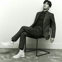 Asian Actors, Korean Actors, Korean Dramas, Ji Chang Wook Healer, Ji Chang Wook Photoshoot, Good Movies, Awesome Movies, Ji Chan Wook, Ck Calvin Klein