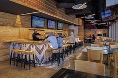 The Big Stick Bar & Restaurant by CORE, Washington, DC » Retail Design Blog