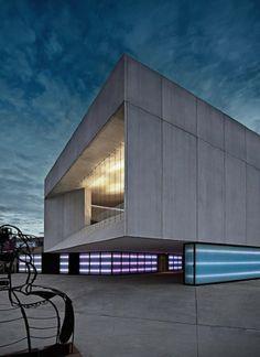 Theatre Almonte / Donaire Arquitectos | Architecture