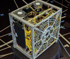 DARPA creates gigapixel camera