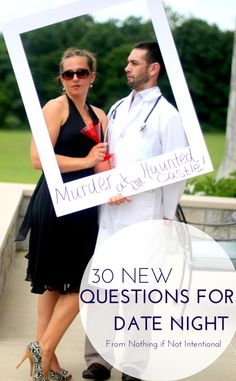 30 conversation starters and date night questions for couples (with free printable)!