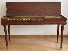 Mozart´s Clavichord Piano, Music Instruments, Aktiv, The Originals, Tutorials, Concerts, Pianos, Musical Instruments, Teaching